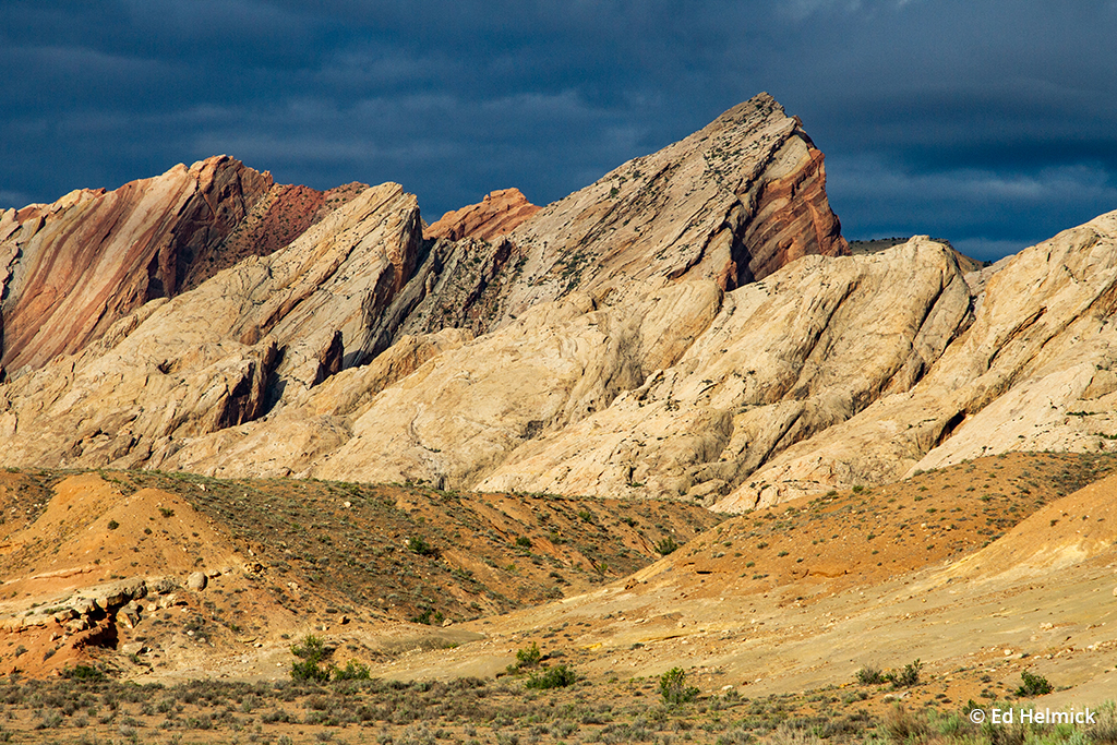 Photograph taken at San Rafael Swell in Utah