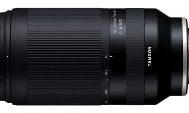 Tamron 70-300mm F/4.5-6.3 Di III RXD For Sony