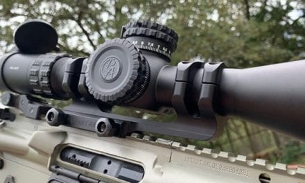 The Primary Arms GLx 30mm Cantilever Mount Takes on the West Texas Test