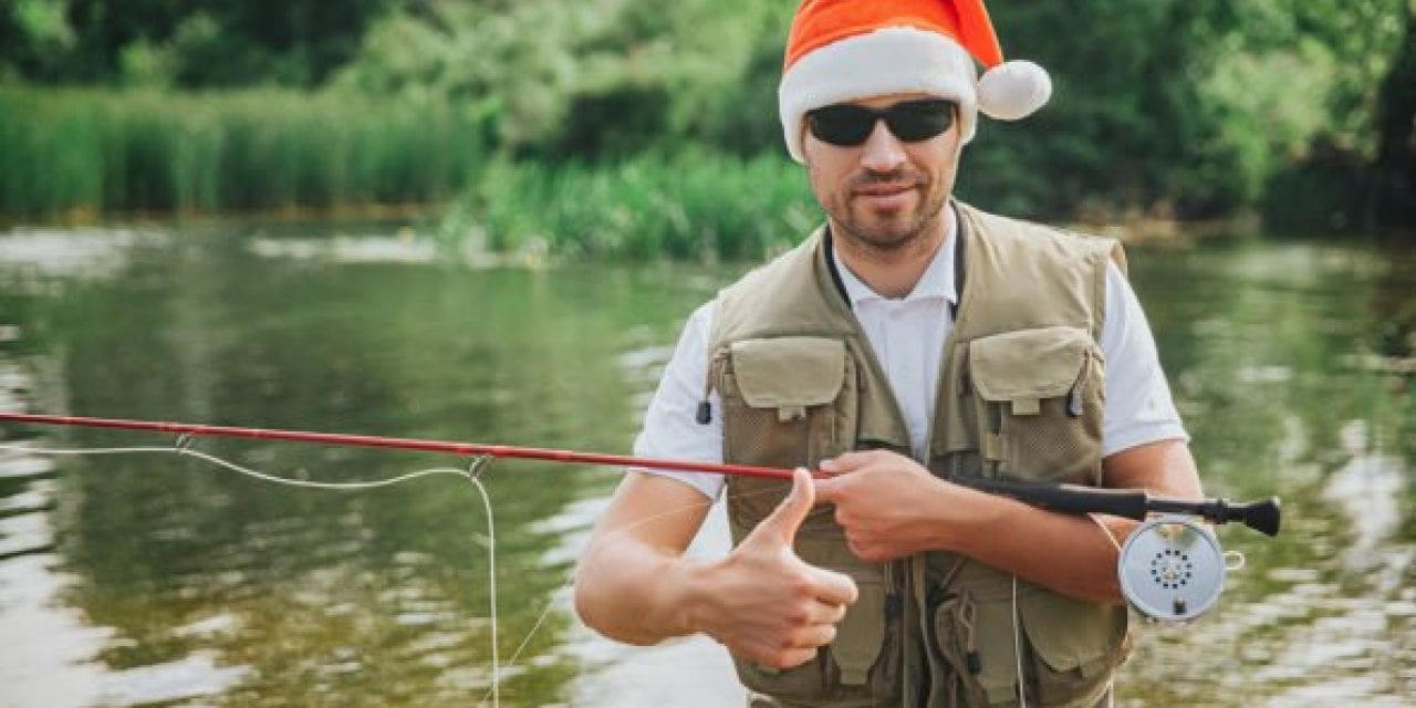 8 Things a True Outdoorsman Does on Their Holiday Break