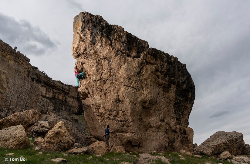 adventure sports photography, image of rock climbers