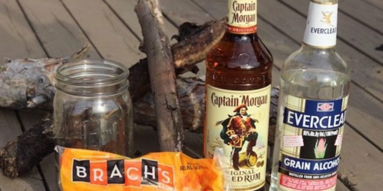 Candy Corn Moonshine is a Beverage We Didn't Expect, But Man is It Good