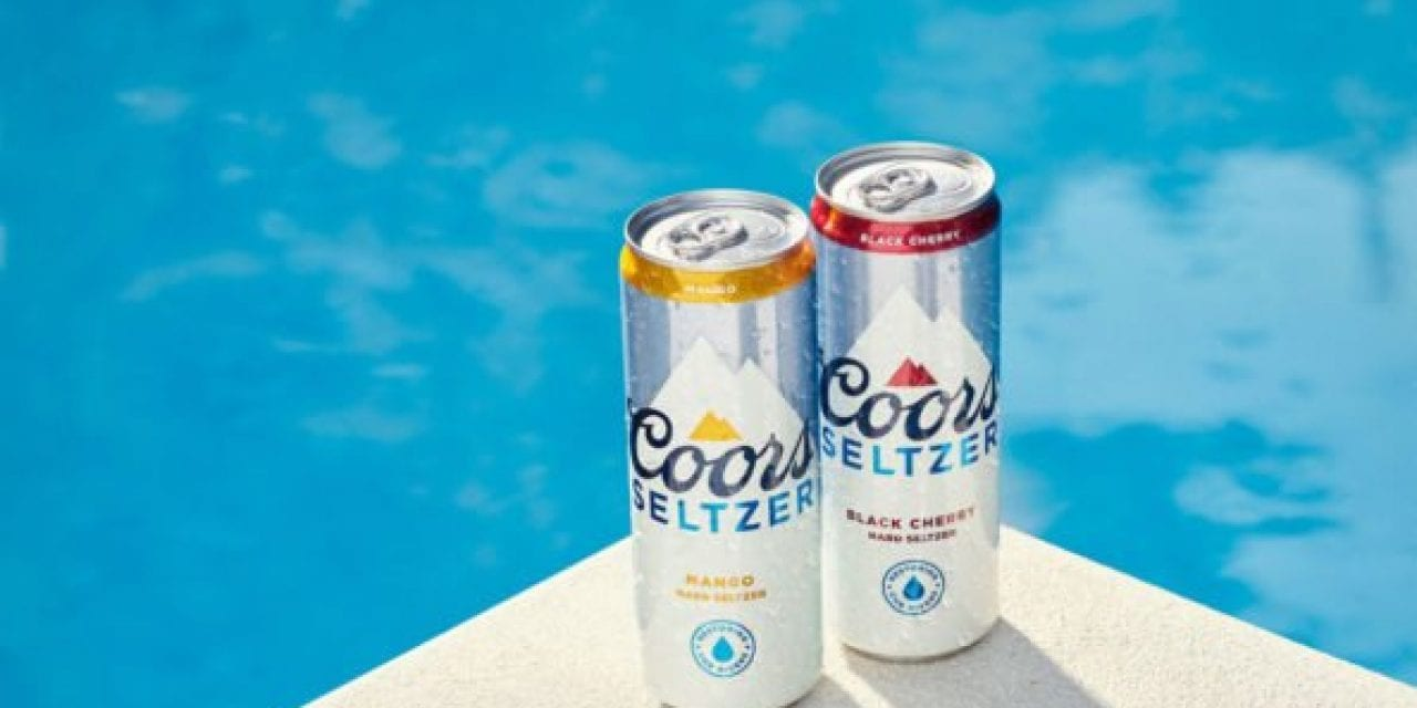 Coors Seltzer Commits to Restoring 1 Billion Gallons of Water in Next Year
