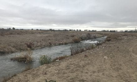 Dry Spotted Tail Creek in the News