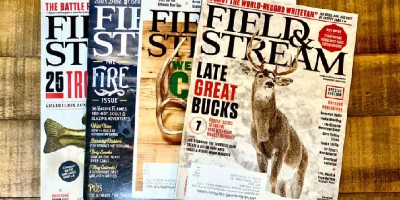 Field & Stream, Outdoor Life Acquired By Venture Equity Firm