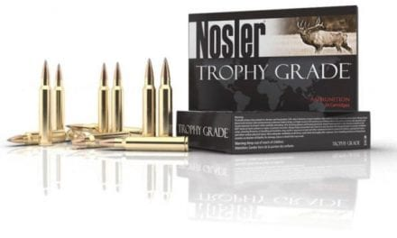 Nosler Trophy Grade Long Range Ammo: Here's What You Need to Know