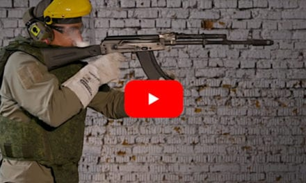 Extreme AK 103 Torture Test Runs Out of Ammo Before the Gun Can Break