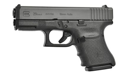 Glock 29: The Highly Concealable, and Extremely Powerful 10mm Handgun