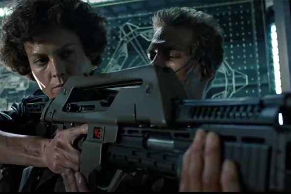 5 of the Most Memorable Movie Guns From Cinematic History