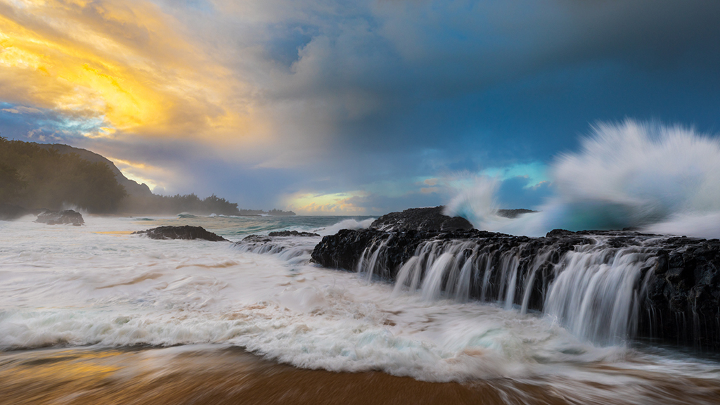 Beaches, Shores And Coastlines Assignment Winner Lace Andersen
