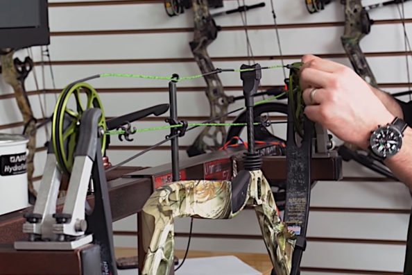 How to Restring Your Bow on Your Own