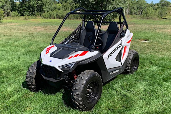 Introducing Your Children to the Outdoors with Polaris RZR 200 EFI
