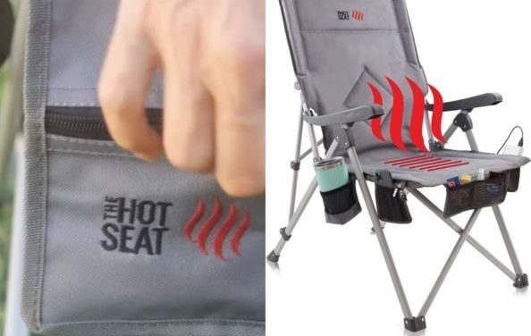 The Best Heated Camping Chair of 2021 is an Amazon Favorite