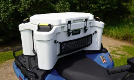 Gear Review: The Monstrous Goat Boxco Hub 70 Cooler and Modular Storage System