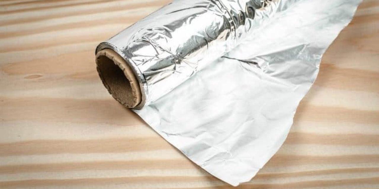 11 Uncommon Uses For Aluminum Foil