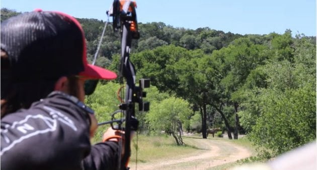 120 Yards at a Moose With a Bow? This Texas 3D Course Has That