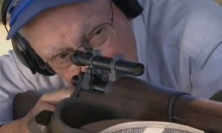 86-Year-Old WWII Vet Makes a Shot That Will Blow You Away