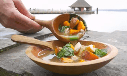 A Delicious 18th Century Catfish Stew From George Washington's Mount Vernon