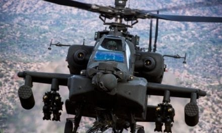 Apache Helicopter Pilots Train with Laser-Guided Rockets, and They're Awesome