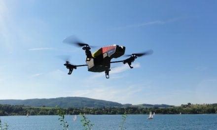 Drone Helps Rescue Stranded Fishermen