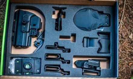 Holster Review: The All New Alien Gear Shape Shift Modular Holster
