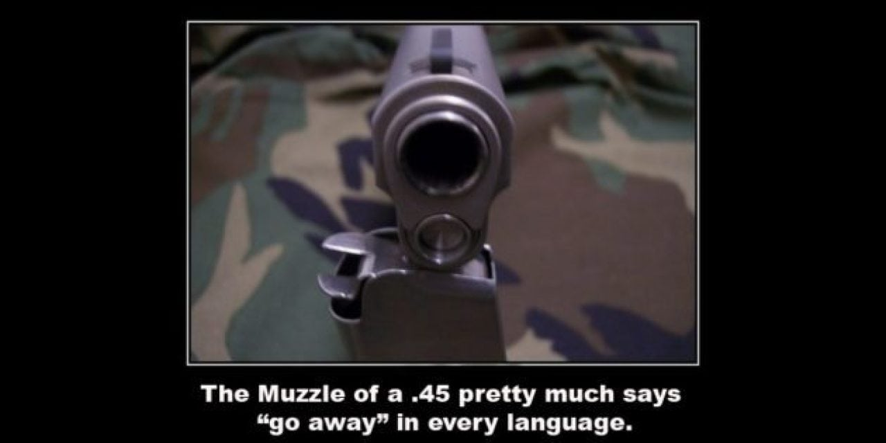 Sunday Gunday: 10 1911 Pistol Memes That Will Have You Screaming 'MERICA!