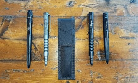 """Tactical Pens: They """"Ain't"""" Just For Writing"""