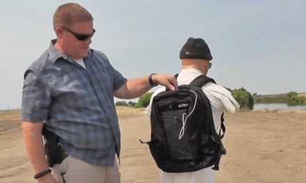 This Bulletproof Backpack Has a Hidden Feature