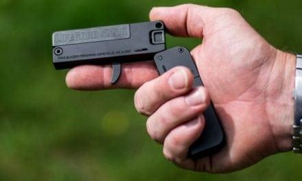 Trailblazer Firearms Announces Credit Card-Sized Folding Gun
