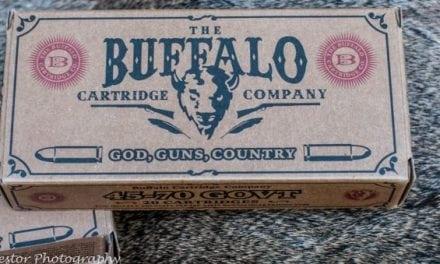 .45/70 Cartridge Review: Buffalo Cartridge Company; Ohio-Made Big Game Cartridges for 2017