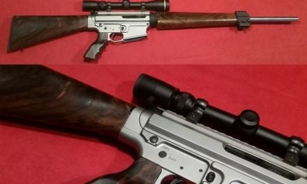 Alaska Magnum ARs is proud to offer the latest Grizzinator