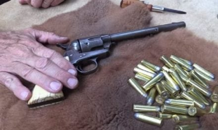 Hickok45 Gets Range Time With Colt Frontier Six Shooters New and Old