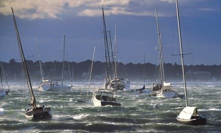 STORM ANCHORING – PREPARATION IS KEY