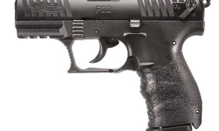 Walther Arms Announces the P22QD
