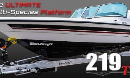 Boat Showcase- Yar-Craft 219 TFX