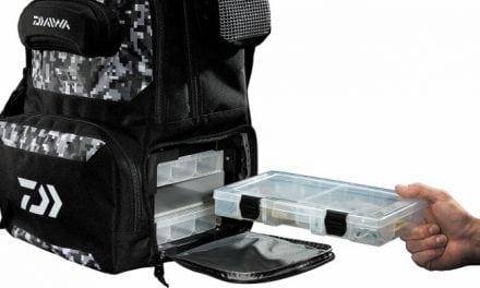 Daiwa Tactical Backpack for Anglers