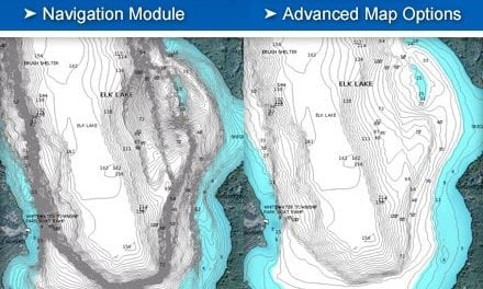 Enhanced Navionics+ detailed charts now with $50 rebate for compact chartplotters