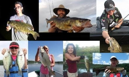 June/July Issue of NW PA Fishing Report