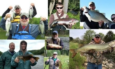 Late May issue of NW PA Fishing Report