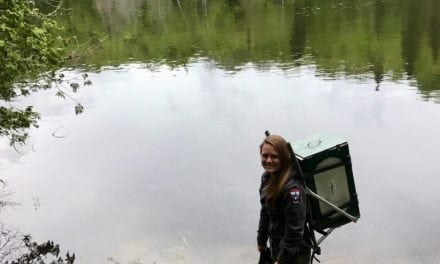 Mountaintop Ponds Offer Fine Fishing, Excellent Experience In Fall