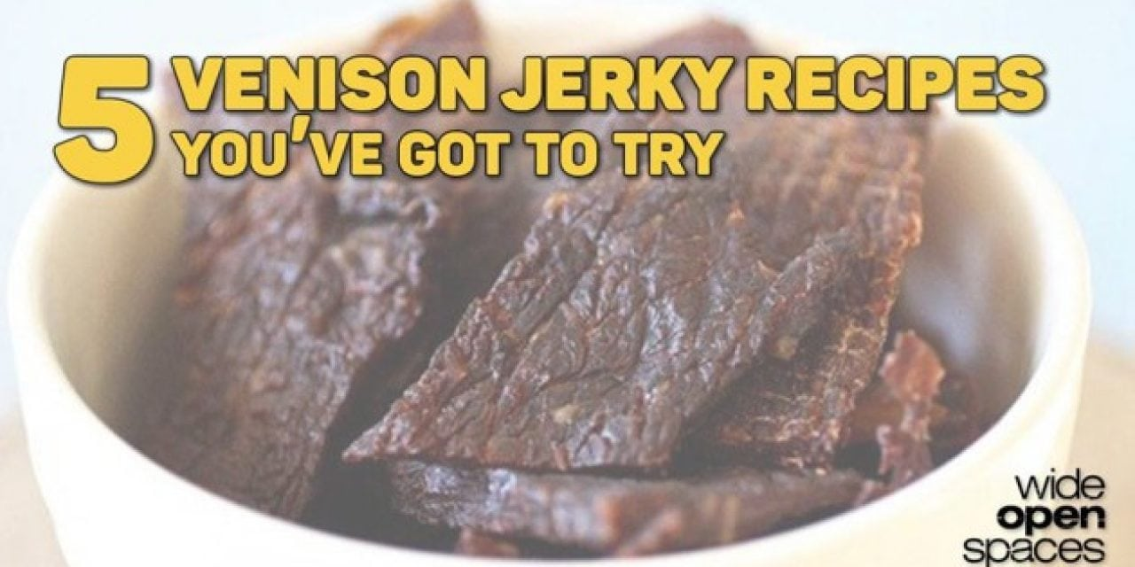 This Year's 5 Best Venison Jerky Recipes
