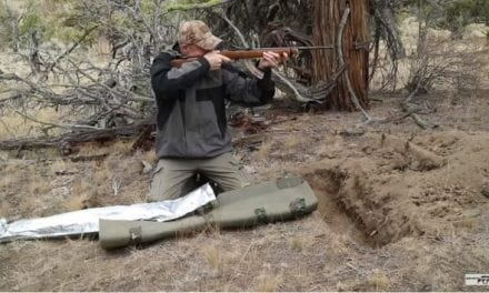 Video: How Does a Rifle Buried in a Bug Out Cache for a Year Actually Fair?