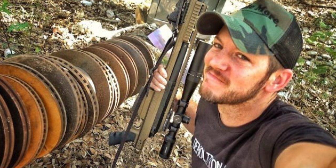 Will Brake Rotors Stop a .50 Caliber Sniper Rifle?