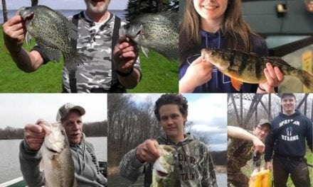 April 21st issue of NW PA Fishing Report
