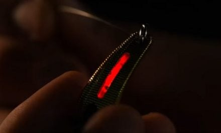 Hottest Ice Fishing Lure Of The Season GLO-SHOT SPOON (Plus Video)