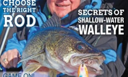 Start Ice Fishing Season Off With Ice Team's 2017/2018 Magazine