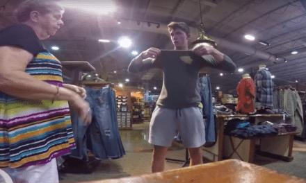 Video: Watch These Fishing YouTubers Prank Bass Pro Customers!