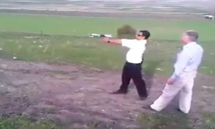 Did This Guy Just Shoot a .50 Cal Round Out of a Pistol?