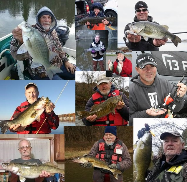 Nw pa fishing report for late november 2017 outdoor for Pa fishing season 2017