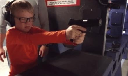 A Kansas Program is Introducing Kids as Young as 8 to Guns